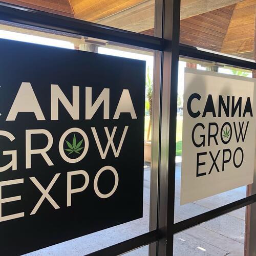 Canna Grow Expo Palm Springs, California