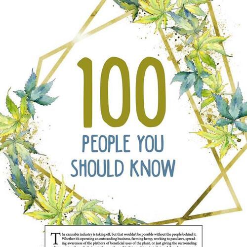 Hemp Connoisseur Magazine 100 People You Should Know