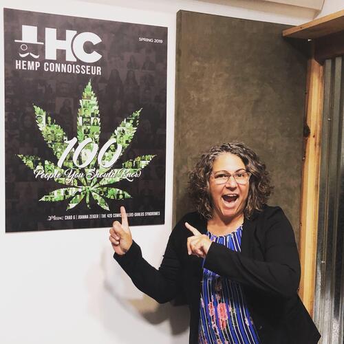 Hemp Connoisseur Magazine Headquarters